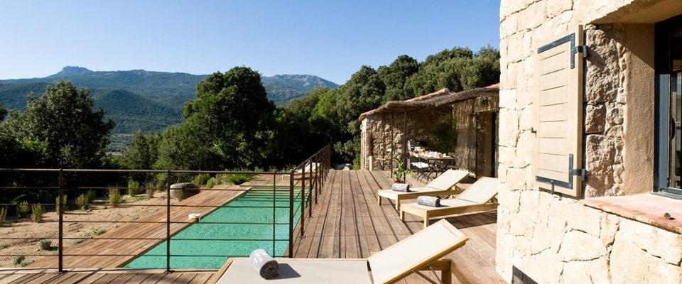 simpson villa corsica