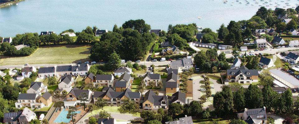 R�sidence Les �les du Morbihan