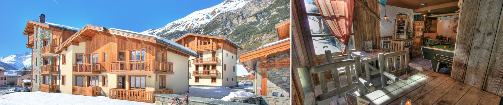 Les Balcons de Val Cenis