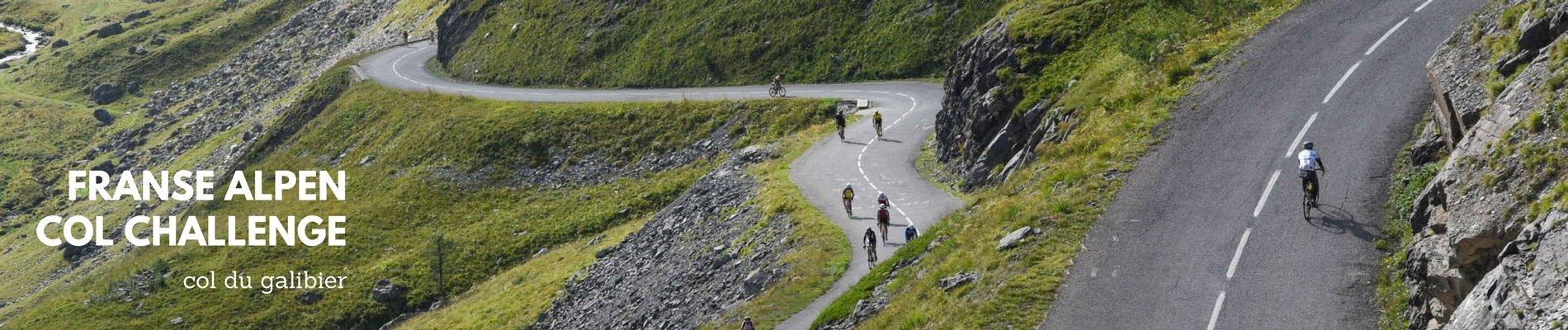 Franse Alpen Col Challenge 2018
