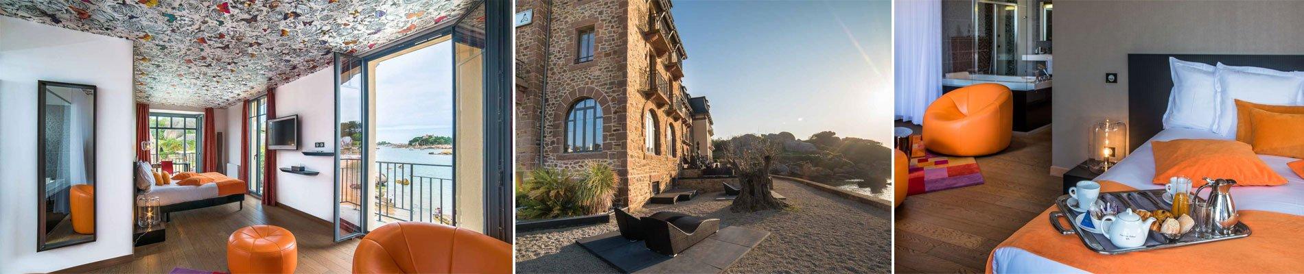 H�tel Castel Beau Site