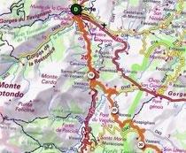 visit corsica velo fiets wandel