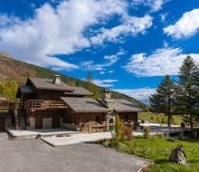 residence luxe chalets serre chevalier