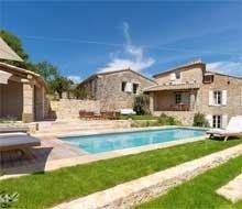 hameau les davids provence viens oppedette huis met zwembad