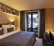 Frankrijk wintersport hotel saint alban la clusaz