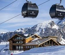 refuge de solaise wintersport ski val d isere