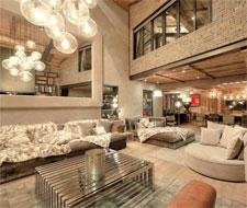 CHALET-COLLECTION HOTELS D EN HAUT