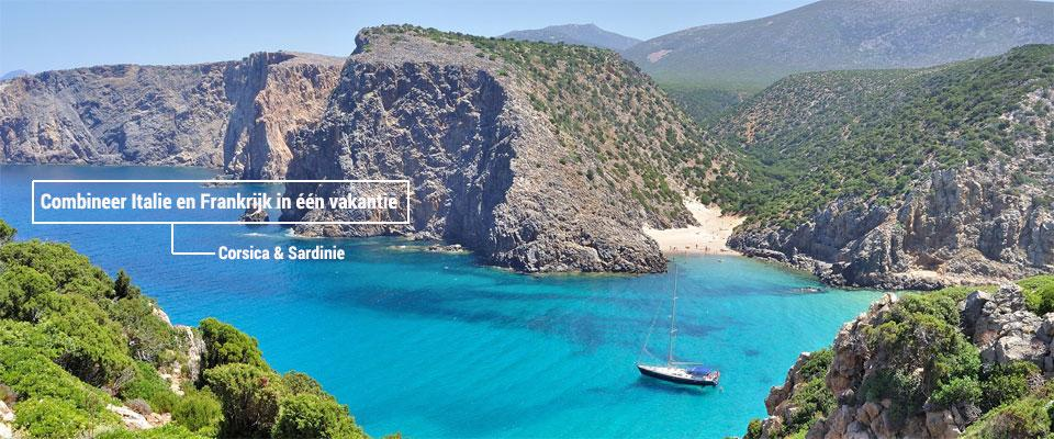 Combireis Corsica en Sardini�