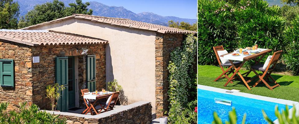 Le Hameau de Sant'Andria - U Pasciale Corsica
