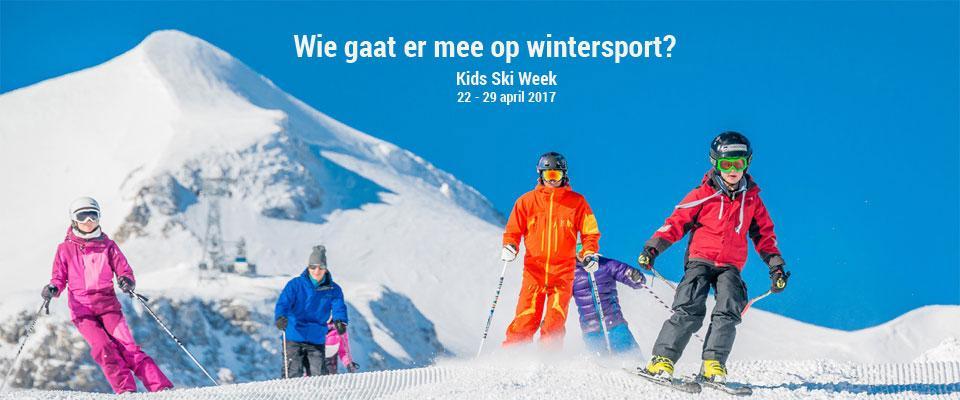 ski tignes skiles kids ski week