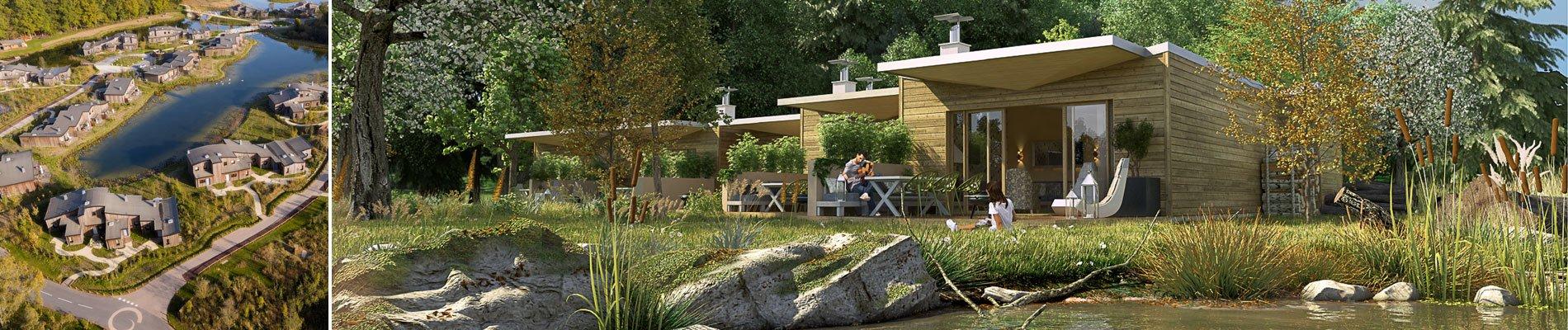 Villages Nature Paris - Center Parcs