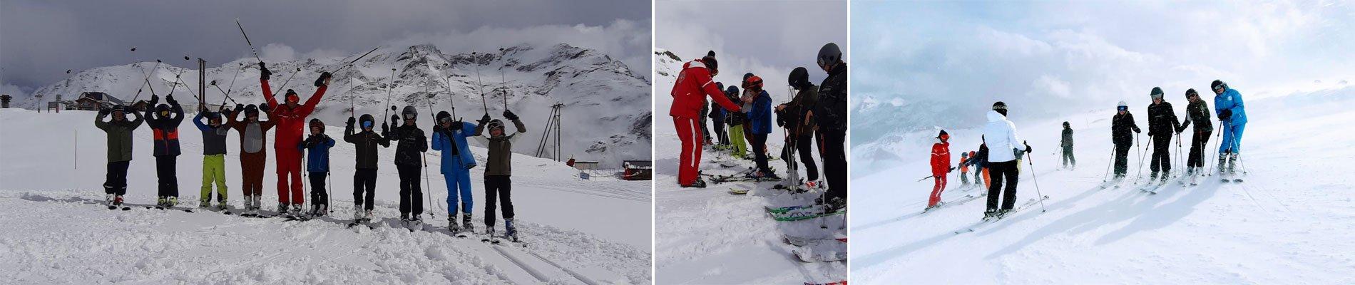 kids ski week 2019