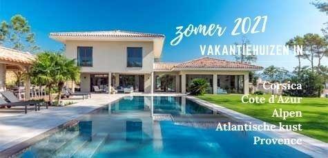 villa vakantiehuis zomervakantie 2021