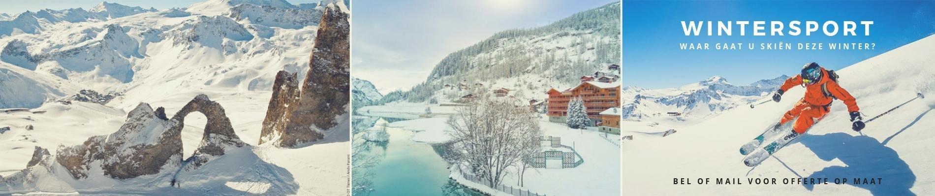Frankrijk wintersport 2020
