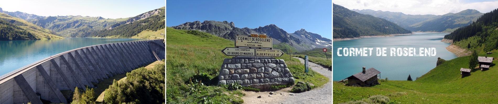 ROUTE-DES GRANDES ALPES cols fietsen alpen