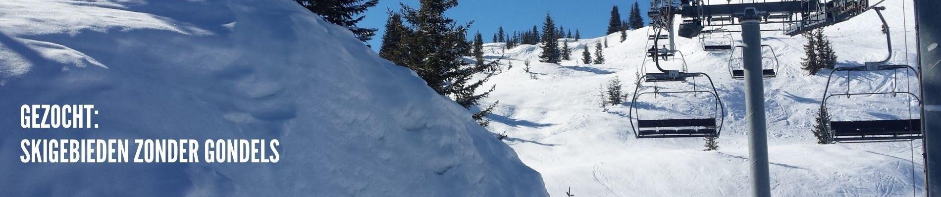 skigebieden frankrijk wintersport geen gondeels cabineliften