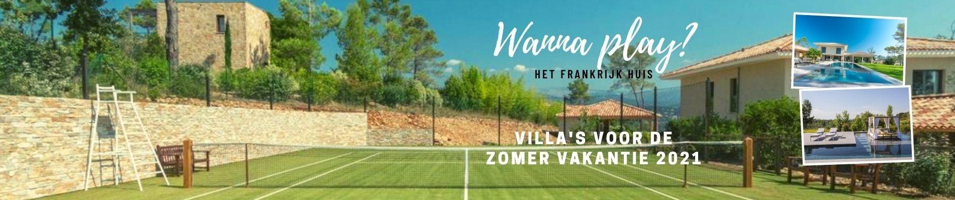 frankrijk zomervakantie villa zwembad vakantiehuis cote d azur
