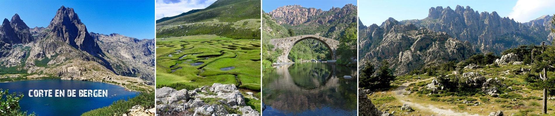 corte bergen vakantie corsica rondreis