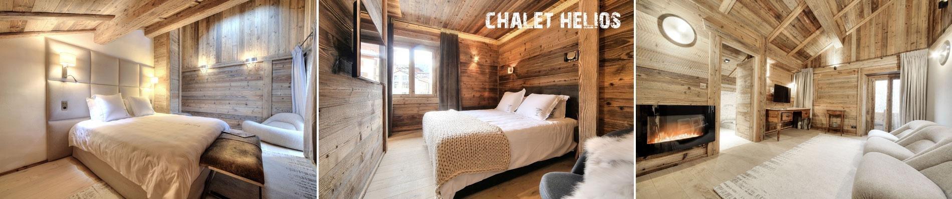 CHALET-COLLECTION hotels d'en haut megeve