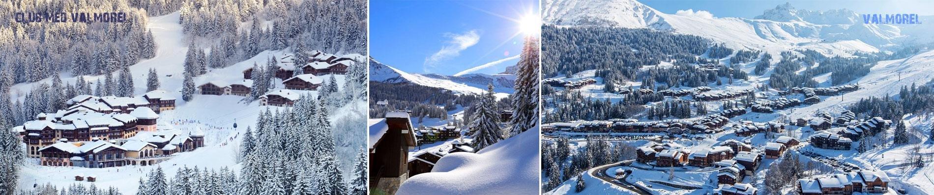 valmorel ski wintersport