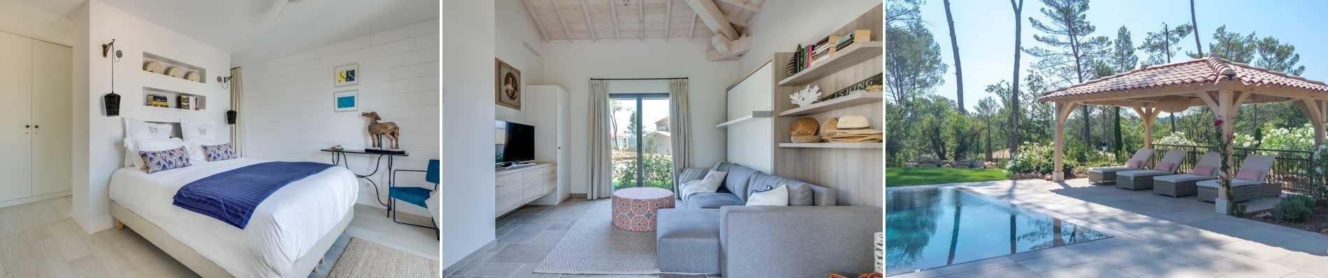 vakantiehuis zwembad cote d azur provence villa zwembad paradise