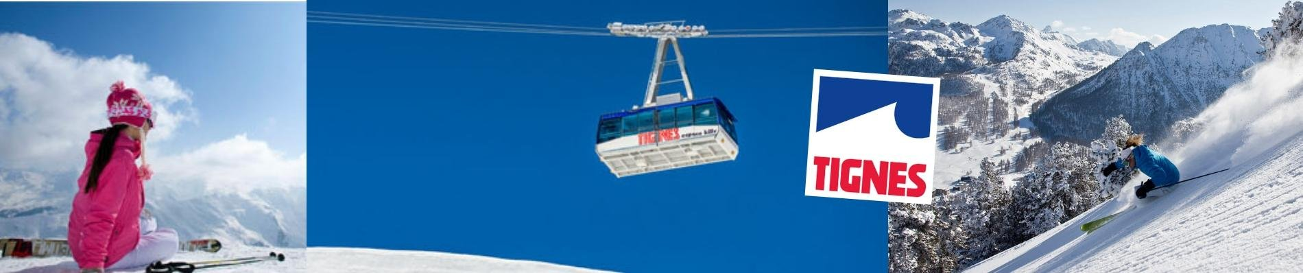 tignes ski wintersport franse alpen