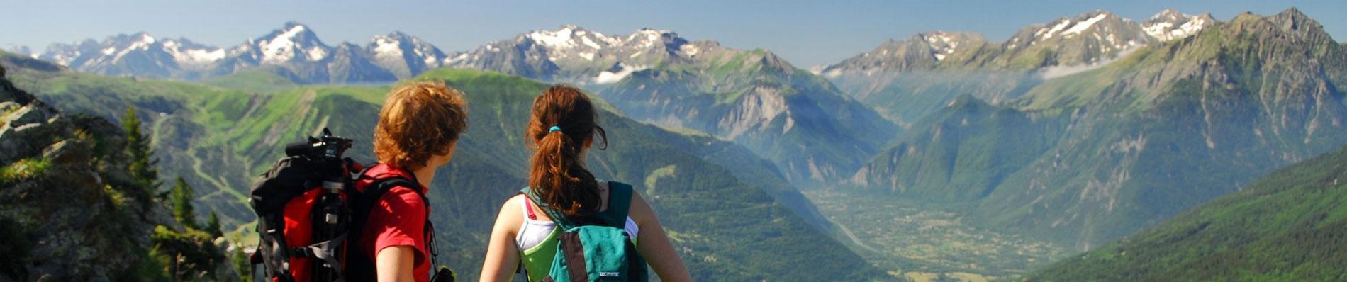 bergen oz en oisans chalet des nieges alpen fietsen