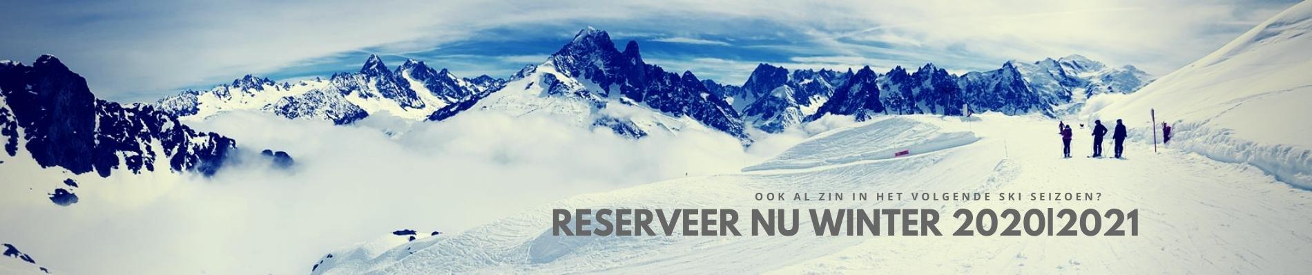 Skiseizoen 2020 2021
