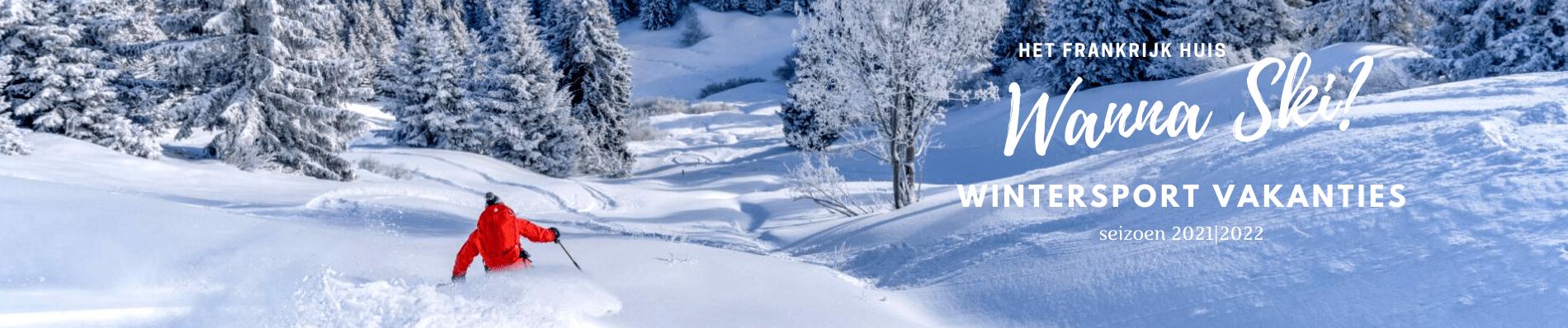 skivakantie wintersport frankrijk franse alpen