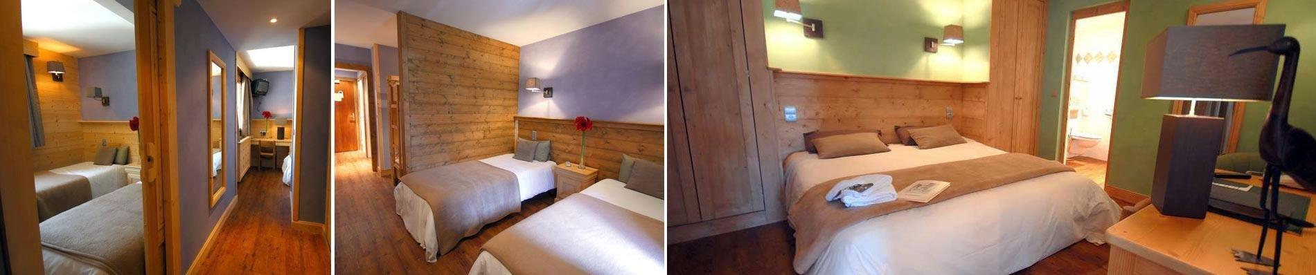 HOTEL-LE MONAL SAINTE FOY ski tarentaise hors piste