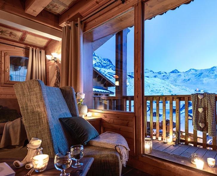 montagnettes val thorens wintersport ski